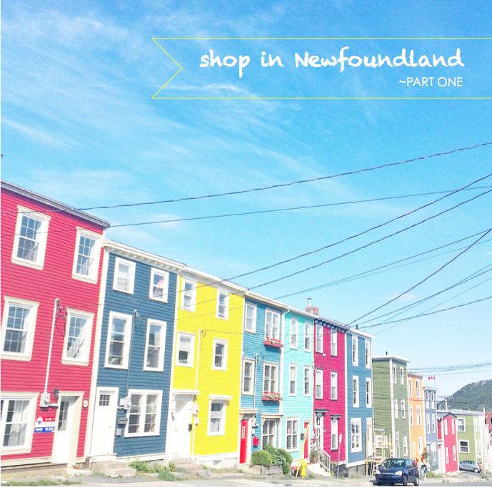 shop in newfoundland